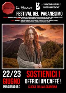 festival del paganesimo - miagliano -biella- white rabbit event -uno editori -laura fezia -giuseppe verdi -corinna zaffrana -stefania tosi