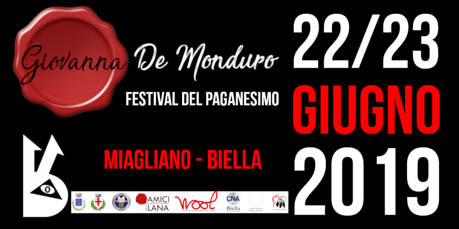 festival del paganesimo -giovanna de monduro -white rabbit event -biella -miagliano
