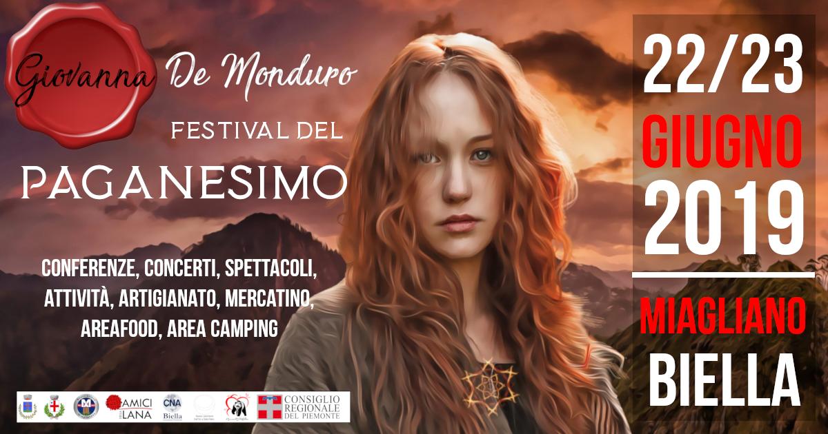 festival, festival del paganesimo. giovanna de monduro, white rabbit event, biella, uno editori, luxco,