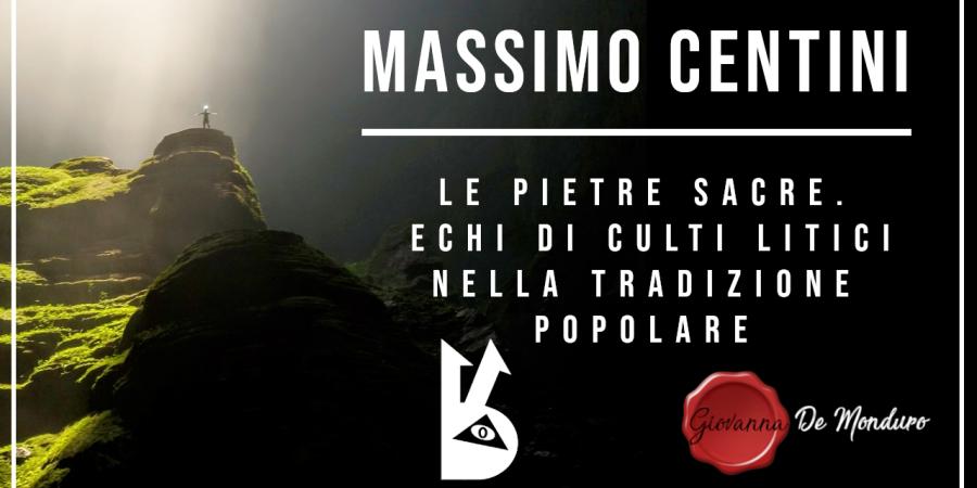 massimo centini - festival del paganesimo -white rabbit event -biella- luxco -uno editori- conferenza- paganesimo -pietre sacre