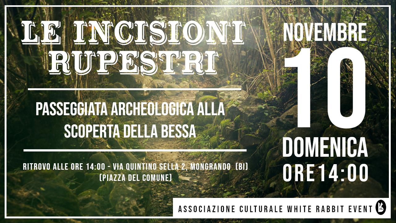incisioni rupestri -biella -white rabbit event -parco della bessa -bessa -otur -archeologia