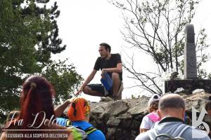 Passeggiata Monte Rubello - trivero - fra dolcino