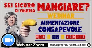 zoom - webinar -alimentazione -alimentazione consapevole -white rabbit event -richard stems -biella -on line -conferenza -workshop -evento -covid19 -coronavirus