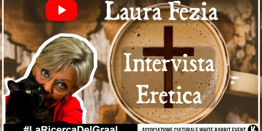 laura fezia - fezia -uno editori -torino -irene belloni -intervista eretica -intervista - bibbia -santi -papa