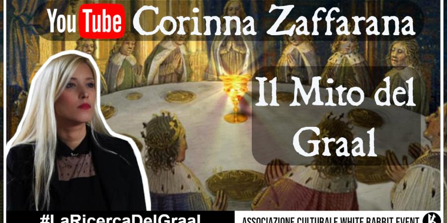 corinna-corinna zaffarana-zaffarana-uno editori - mito -graal -santo graal