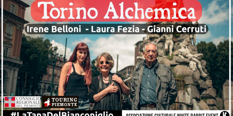 laura fezia-torino-torino alchemica-biella-video-biglino-mauro biglino-piemonte-tour-viaggio-documentario