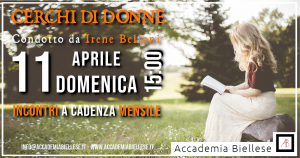 irene belloni - accademia biellese -white rabbit event -corso -biella -accademia biellese -donne - zoom