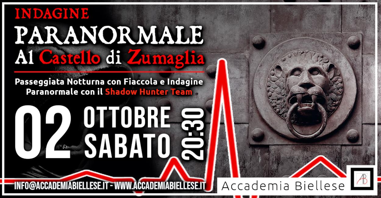 paranormale-indagine-biella-zumaglia-white rabbit event-accademia biellese-parapsicologia-castello