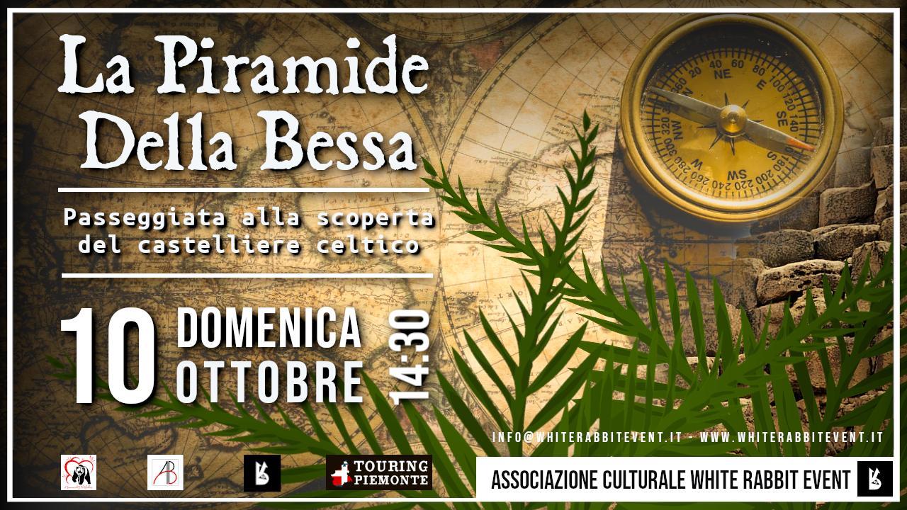 piramide-bessa-white rabbit event -biella - mongrando -escursione -tour -passeggiata -castelliere celtico -castelliere -celti