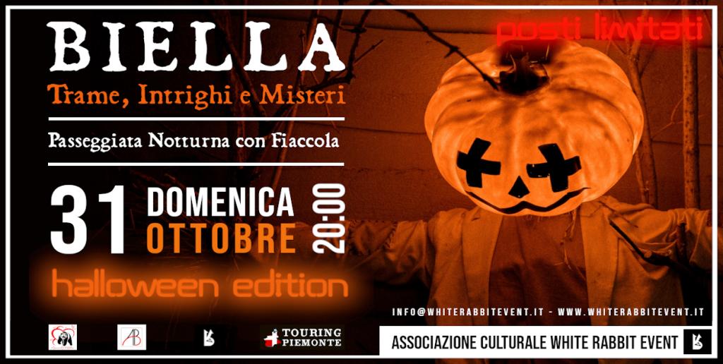 halloween-biella-white rabbit event - passeggiata - party